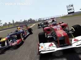 F1 2012 potencia demo