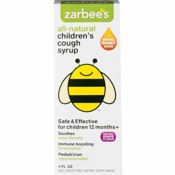 Extreme Couponing Mommy: FREE Zarbees Children's Cough Syrup 4oz at ...