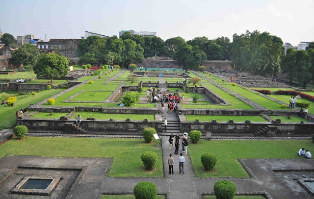 Magnificient and Glorious interiors of Shaniwarwada Fort