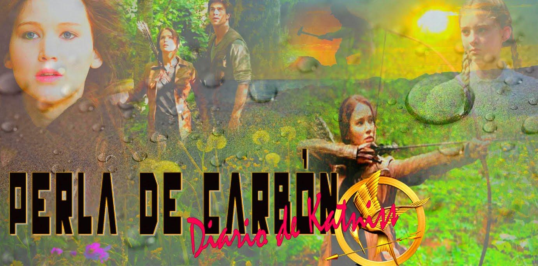 Perla de Carbón. Diario de Katniss