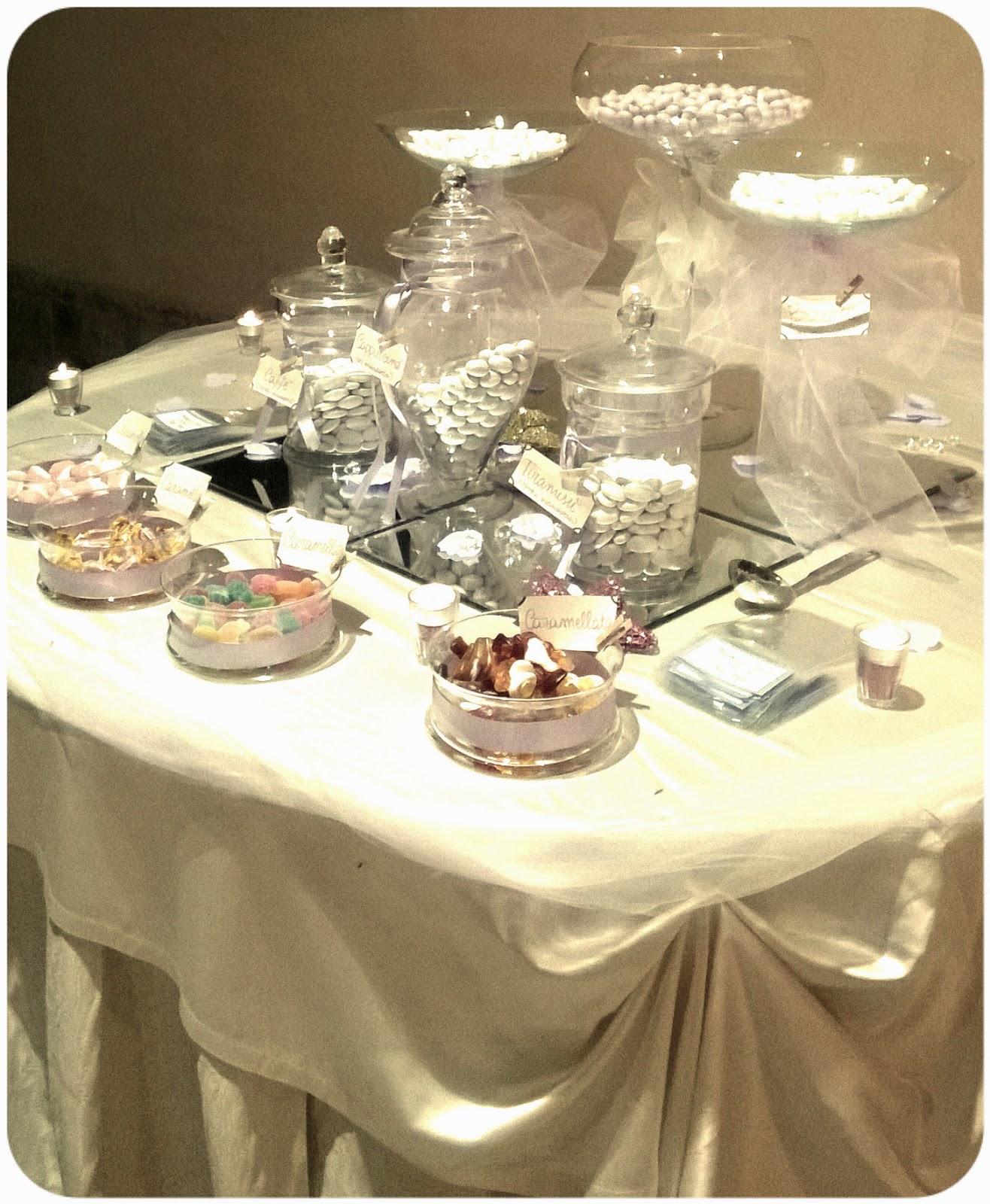 Sposine il blog della sposa una tavolozza dove - Confettata matrimonio a casa ...