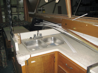 Boat Galley Carver Mariner Kitchen
