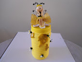Porta treco abelhinha