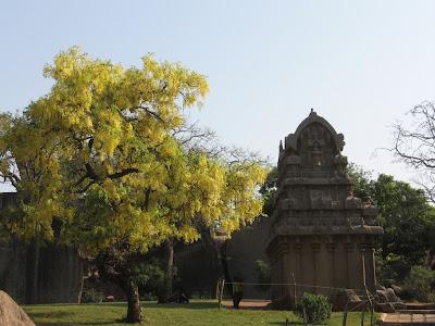 Lord Ganesha Temple, Mahabalipuram