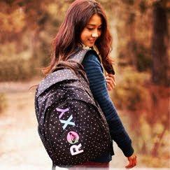 mochilas escolares niña