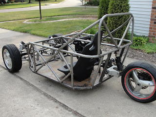 how to build a trike motorcycle frame