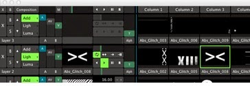 Aplikasi resolume 4 video mixing