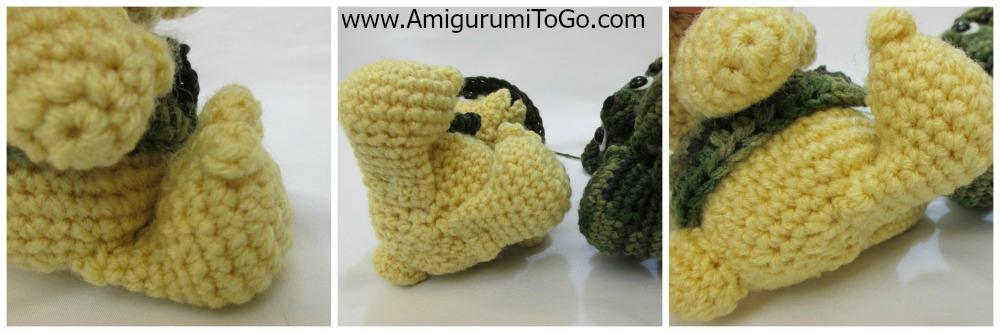 Amigurumi Freely Bear : Crochet Teddy Bear Written Pattern and Video ~ Amigurumi To Go