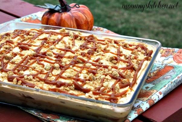 Easy cake recipes for fall
