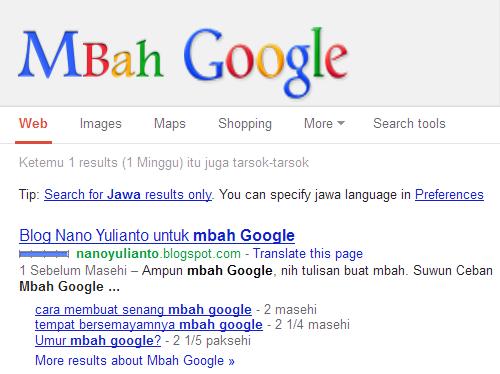Image of Teks Keterangan untuk Mesin Pencarian Google