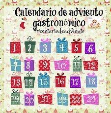 Calendario de adviento gastronómico