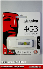 Flashdisk Kingston G3 4 GB