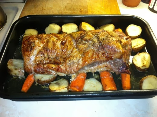 http://just-ask-susan.hubpages.com/hub/Sunday-Dinner-Pork-Roast-With-Roasted-Potatoes
