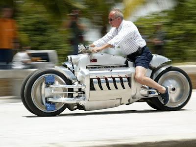 5 Fastest Motorcycles in the World