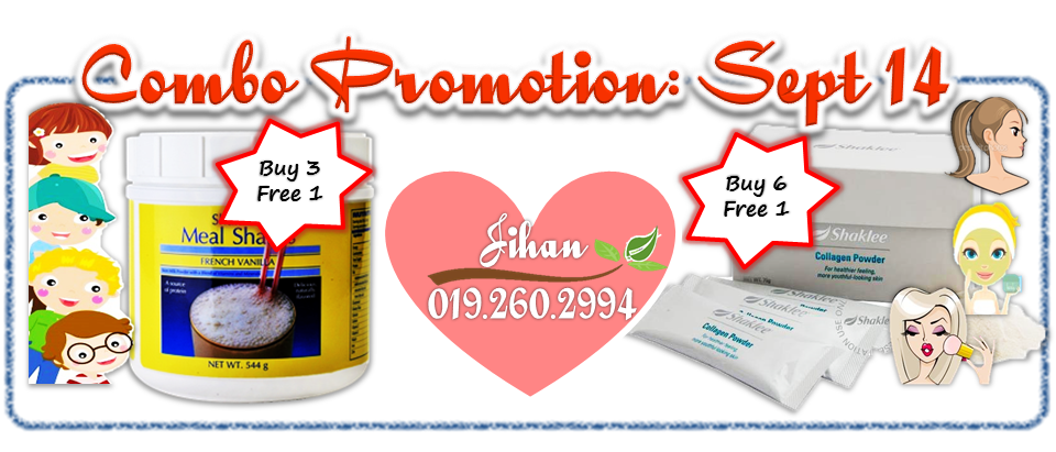double promotion shaklee