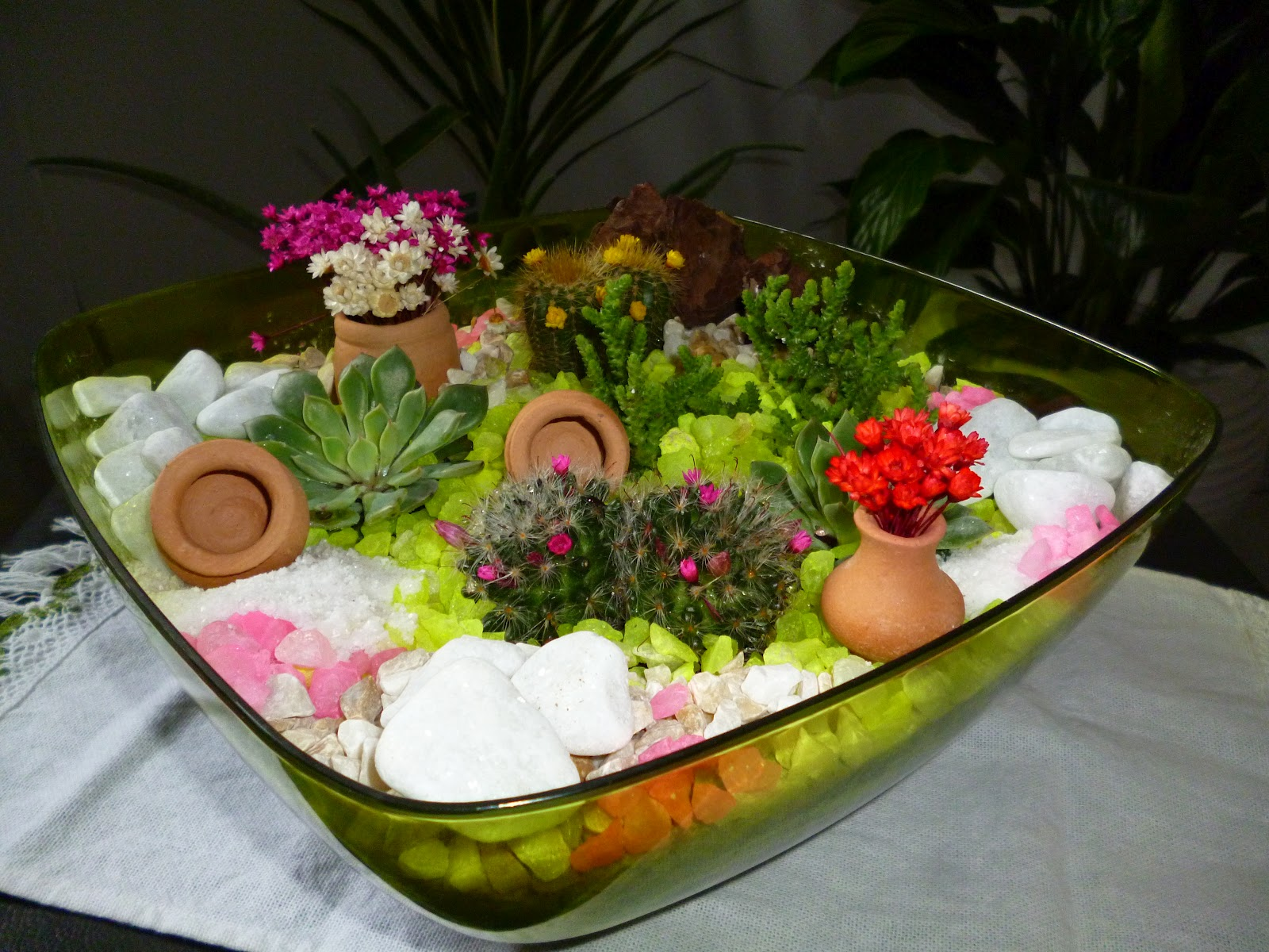 mini jardim japones em vasos ? Doitri.com