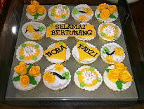 CUPCAKE FONDANT-HANTARAN