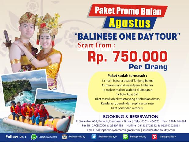 Yuk Liburan ke Bali