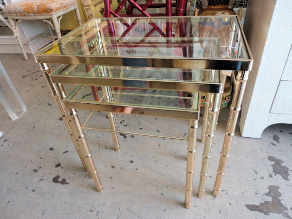 Bamboo Nesting Tables5