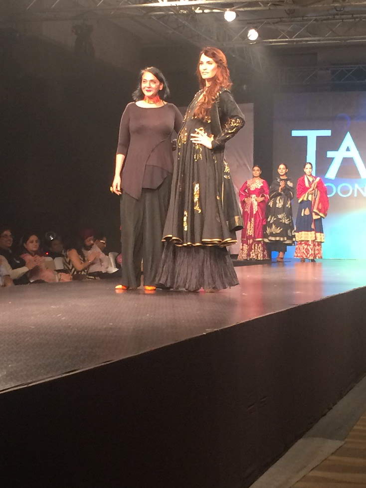 Shaan-E-Pakistan 2015 concludes with an exquisite Fashion Show