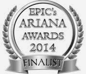 EPIC Ariana Cover Finalist