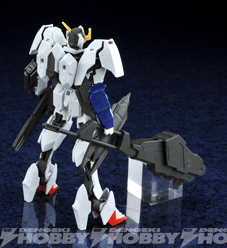 HG 1/144 Gundam Barbatos Form 6 Sample Photos by Dengeki Hobby ...