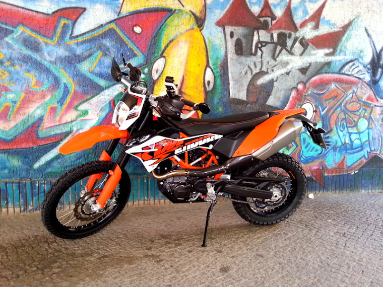 Current ride: 2014 KTM 690 Enduro R