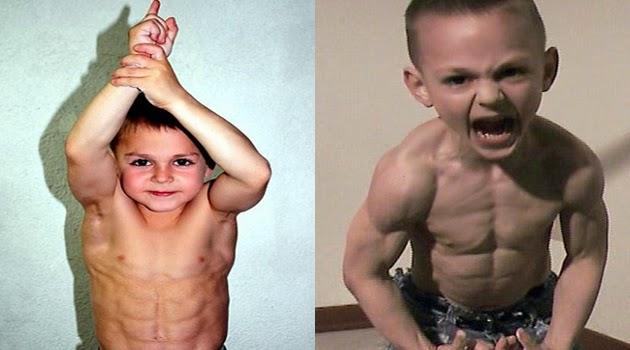 Bocah Terkuat di Dunia