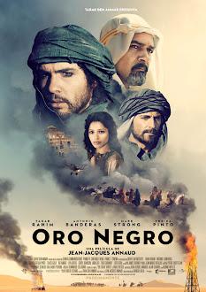 ORO NEGRO DVDFULL