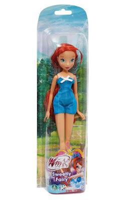 TOYS : JUGUETES - WINX CLUB  Sweetly Fairy - Bloom | Muñeca - Hada Producto Oficial | Giochi Preziosi | A partir de 3 años Comprar en Amazon España