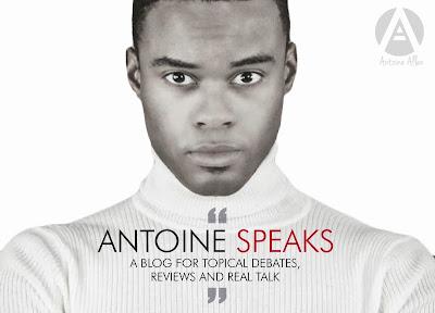 Antoine Speaks...