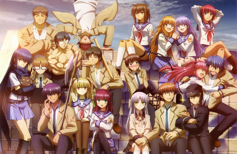 angel_beats_personajes_sphere - Un género, un anime - Hablemos de Anime y Manga