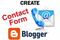 Blogger Official Contact Form