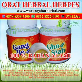 Obat Herpes - Warung Obat Herbal