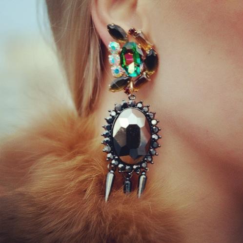 Asos earring