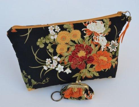 Bolsa e porta chaves