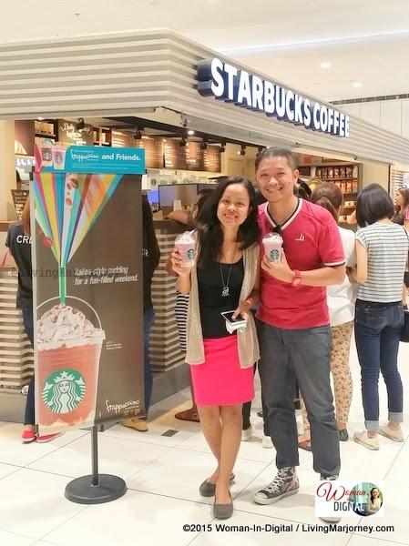Starbucks Summer Panna Cotta Frappuccinos