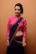 Diksha panth sizzling in saree-thumbnail-40