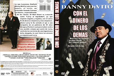 Cover, dvd, caratula: Con el dinero de los demás | 1991 | Other People's Money