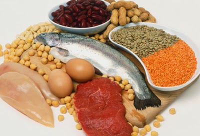 Las dietas hiperproteicas