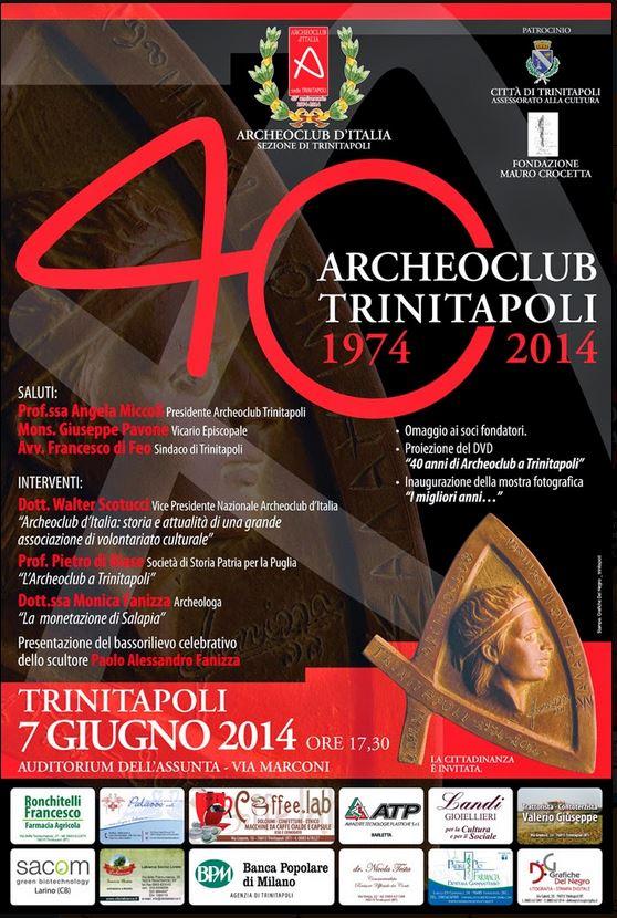 40° Archeoclub di Trinitapoli