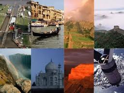 New 8 wonders of the world