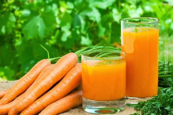 Why Carrot Juice Synonymous with Eye Health