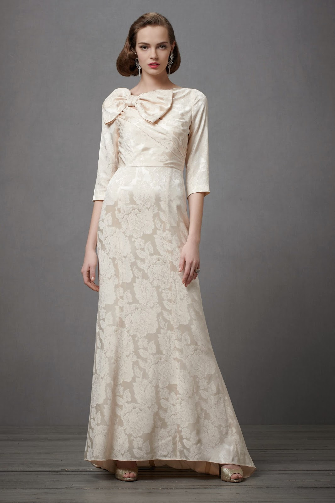 wedding dresses cold climates: Wedding Dresses For Second Marriages ...