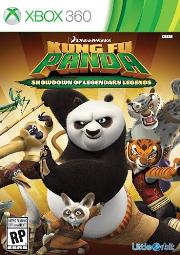 Kung Fu Panda Showdown Of Legendary Xbox360