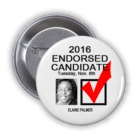 RACE FOR DISTRICT JUDGE, 215TH JUDICIAL DISTRICT -- Elaine Palmer