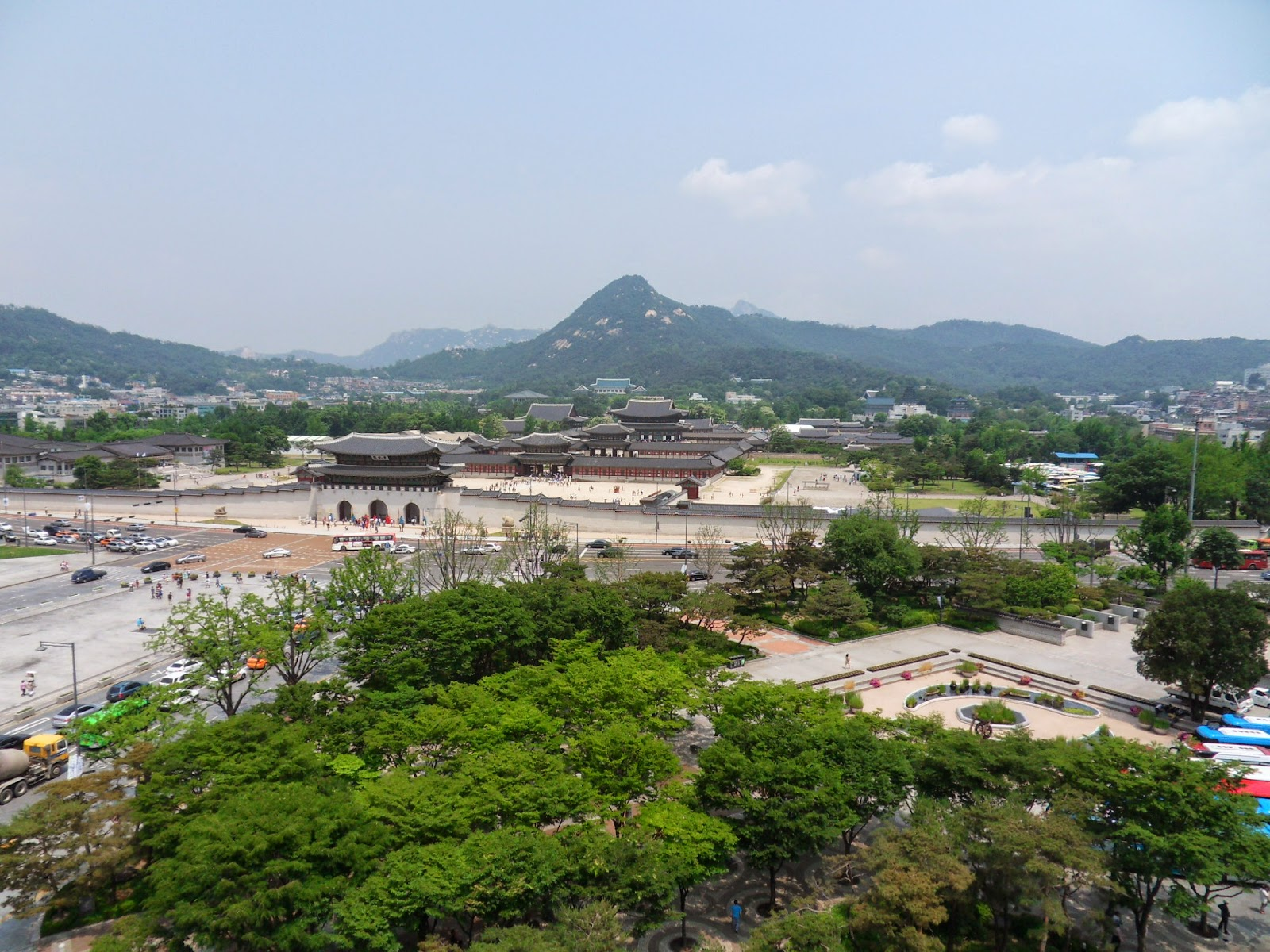 대한민국 역사박물관을 관람하다  Bittersweet Story