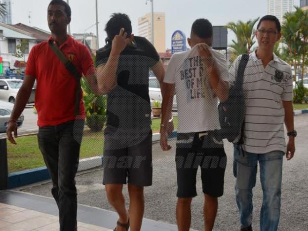 2 Remaja Di Tahan Selepas Maki Anggota MBPP