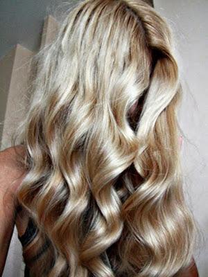 Ondas para peinados 2014