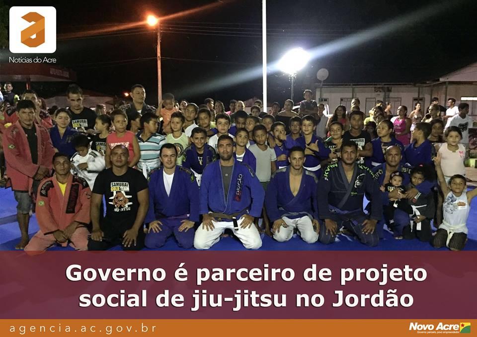 PROJETO FUTUROS CAMPEÕES DE JIUJITSU